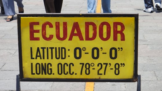 The Equator, Quito:  Journey to the Centre of the Earth