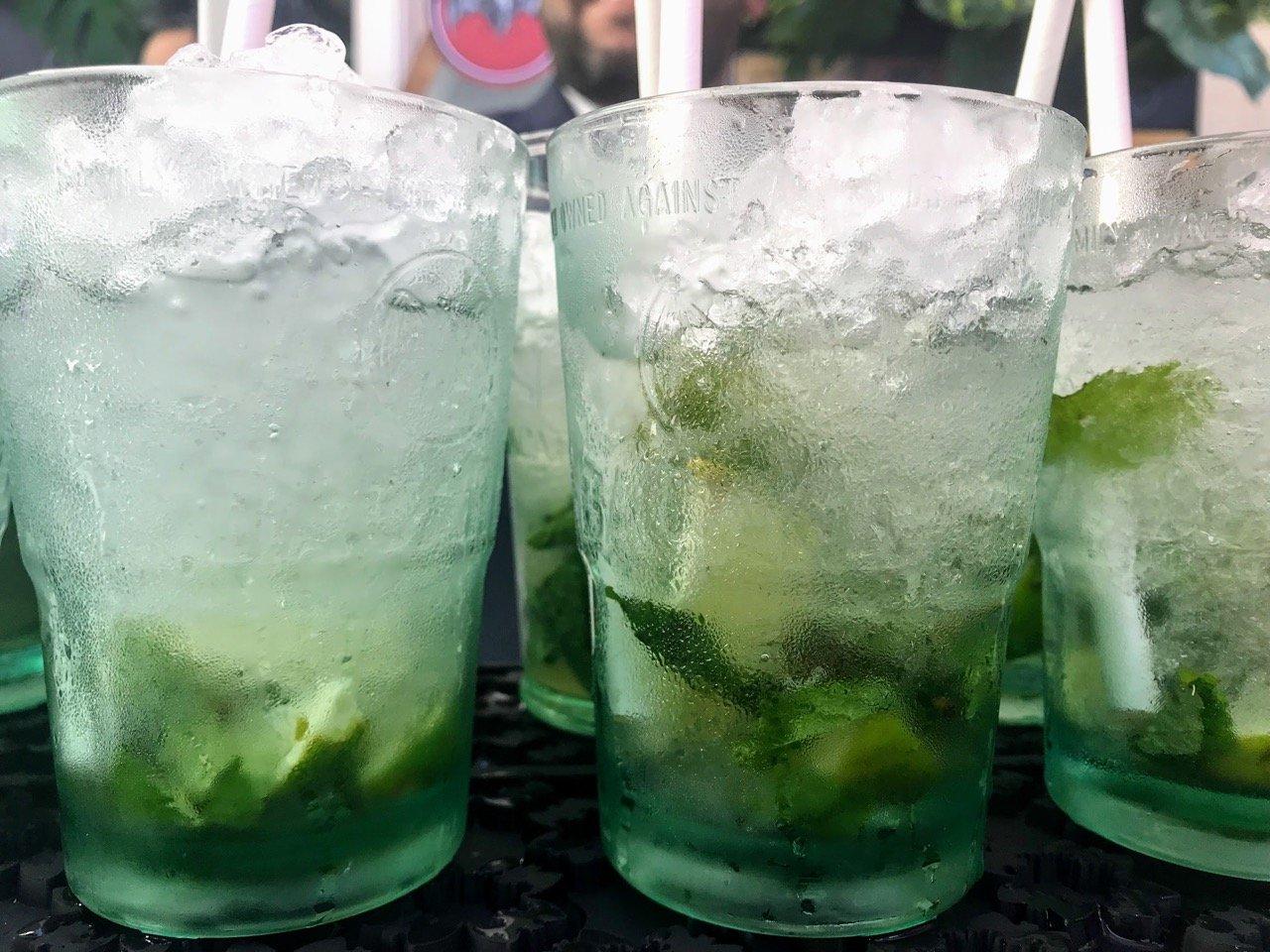 Brazilian Caipirinha Recipe