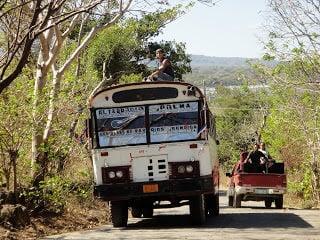 Isla de Ometepe Bus