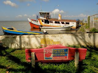 Isla de Ometepe Ferry
