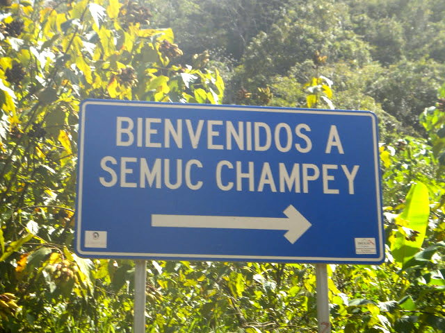 Visit Semuc Champey