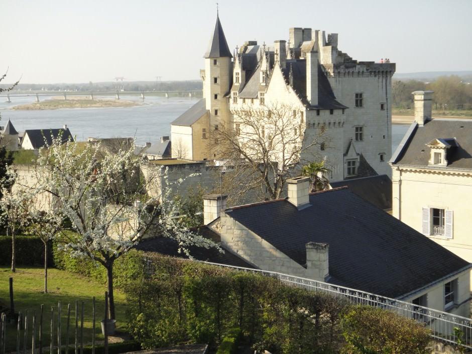 Montsoreau Loire Valley
