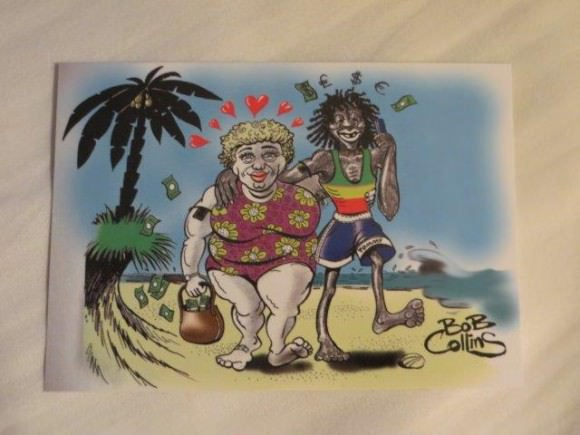 Gambia sex tourism