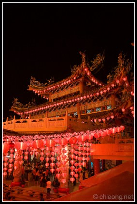 Places to visit in Kuala Lumpur Thean Hou Temple