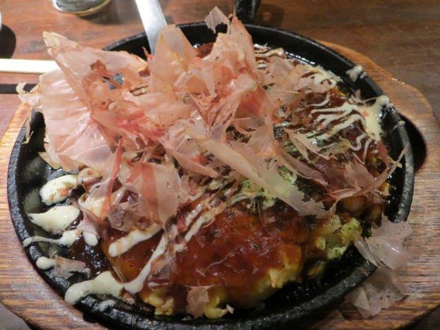 Okonomiyaki One Of Japan S Best Food Inventions Indiana Jo