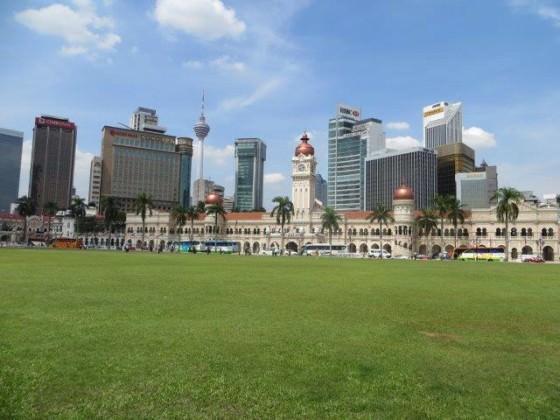 Places to visit in Kuala Lumpur Merdeka Square