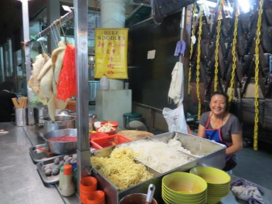 Places to visit in Kuala Lumpur China Town