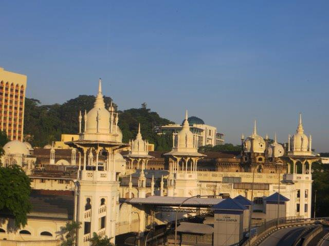 Places to visit in Kuala Lumpur Old Railway Station