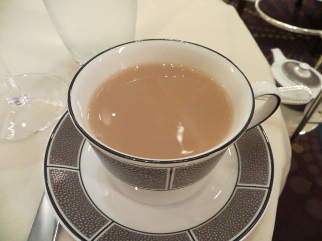 Afternoon Tea At The Langham Hotel London