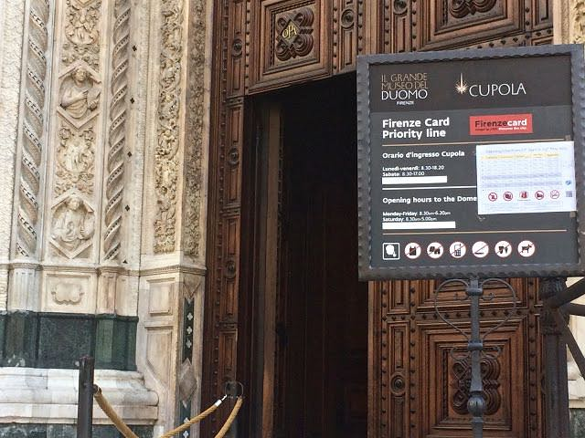 Is it worth getting the Firenze Card - Duomo Priority Access