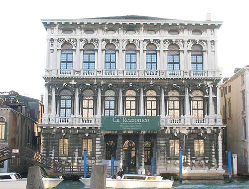 Visit the Ca'Rezzonico in one day in Venice