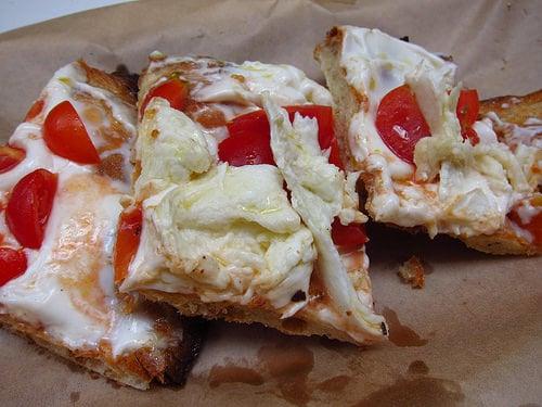 Išbandykite picą - tradicinę itališką virtuvę ir gatvės maistą