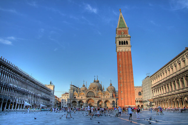 Visit St Marks Square in One Day in Venice