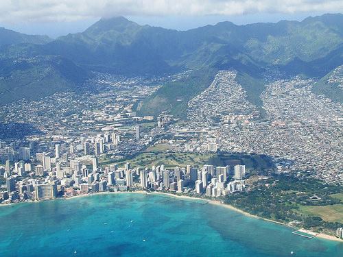 Backpacking Hawaii in Oahu