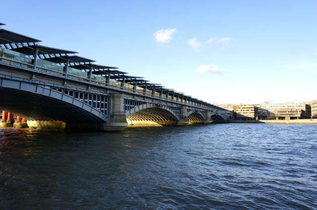 Blackfriars Bridge London Photoschool