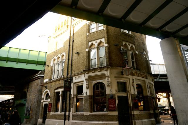 Bridget Jones House London Photoschool