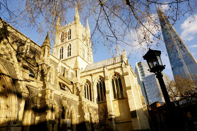 Southwark Cathedral Photoschool