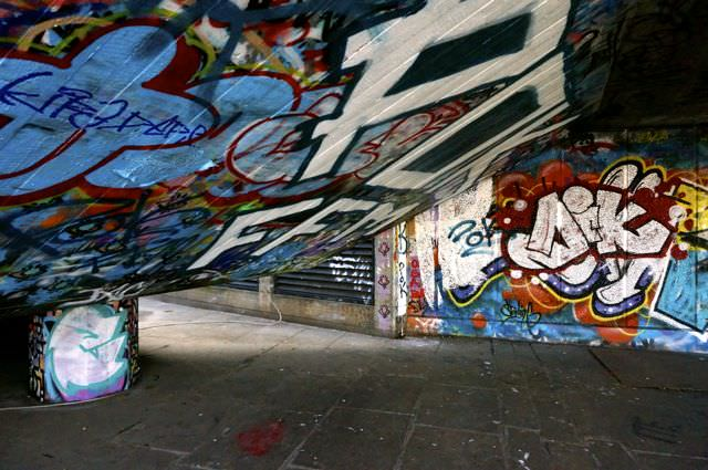 Photoschool Street Art London