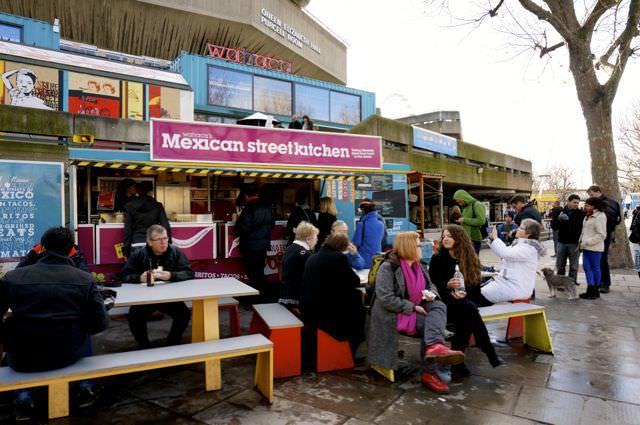 Street Food London Photoschool