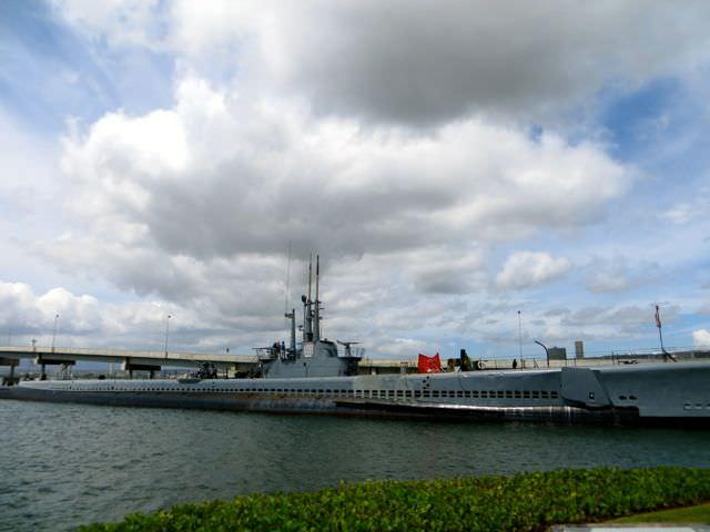 USS Bowfin Submarine Pearl Harbor