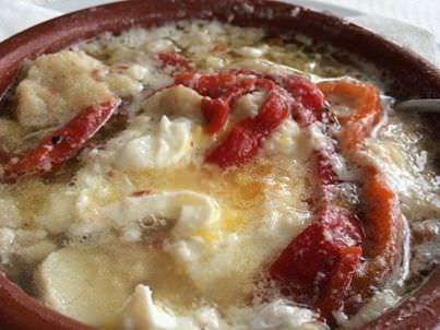 Food Tarifa low-season