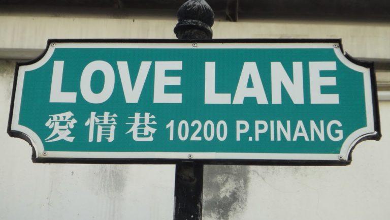Love Lane Penang