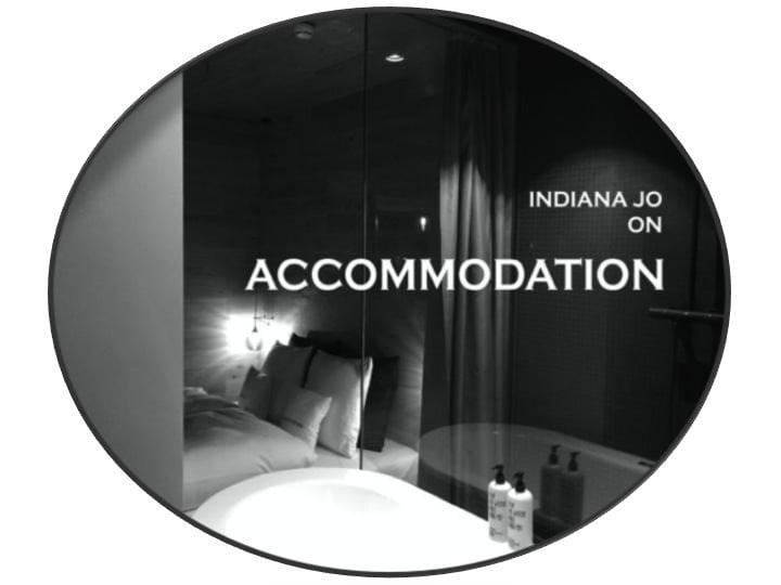 Accommodation Button