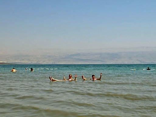 Dead Sea Weirdest Places on Earth