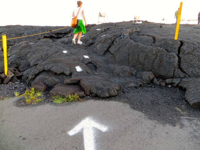 End of the Road Big Island