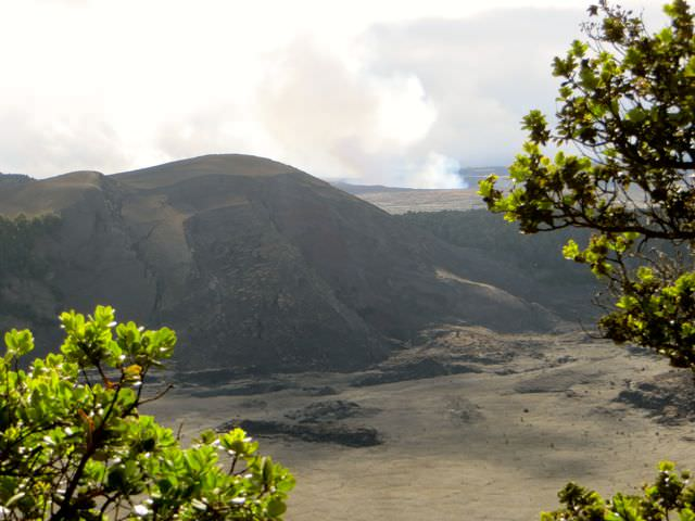 Hawaii Volcanoes National Park Overlook