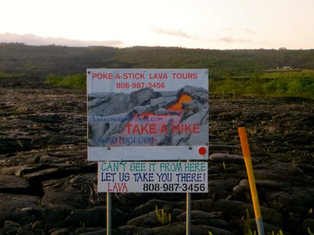 Lava Tours Big Island