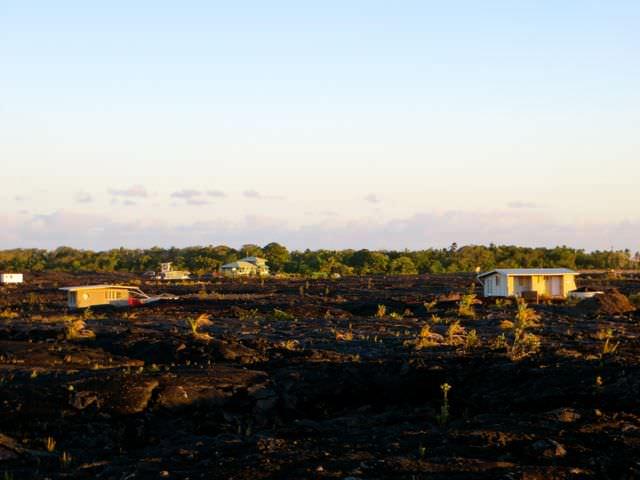 Living on Lava Big Island