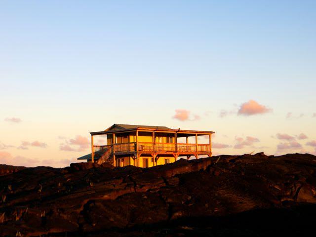 Living on Lava Hawaii Big Island