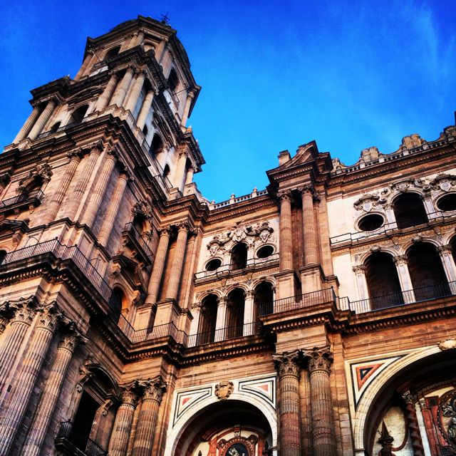 Malaga Cathedral - what to do in Malaga