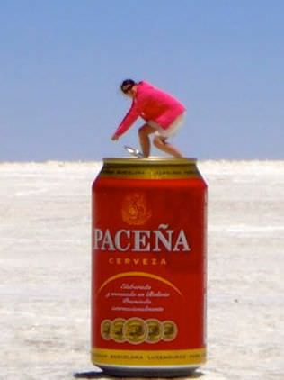 Salt flats Weirdest Places on Earth