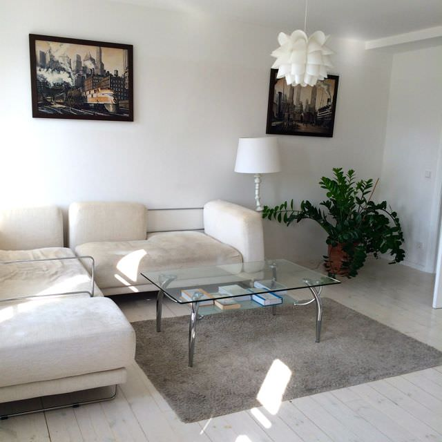 Vacation Apartment Living Room