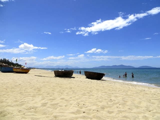 Beach Hoi An what to see in vietnam in 2 weeks