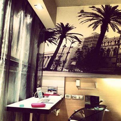 Hotel Room Work