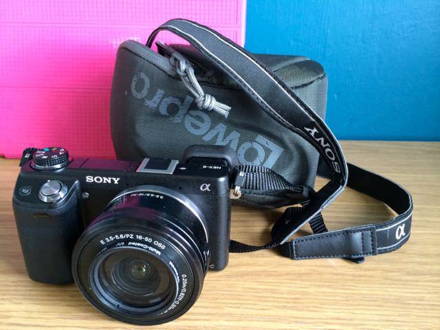 Travel Gadgets Camera