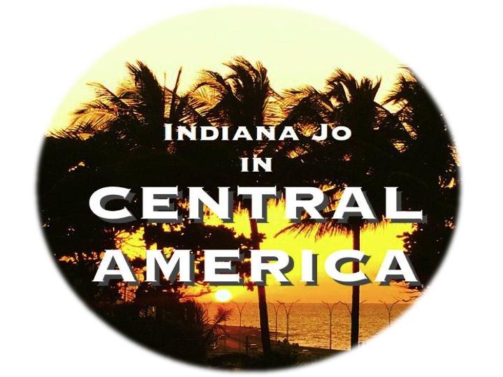 Central America Button