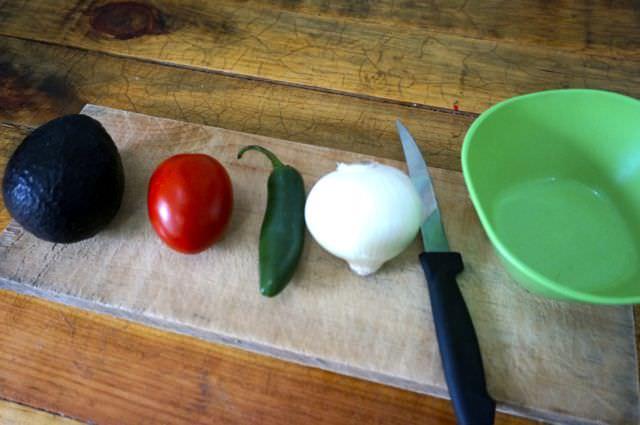 quick and easy guacamole recipie 1