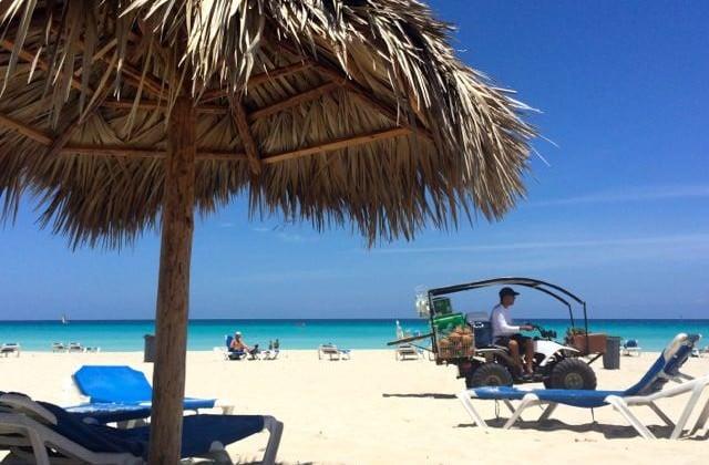varadero Beach Resort Cart