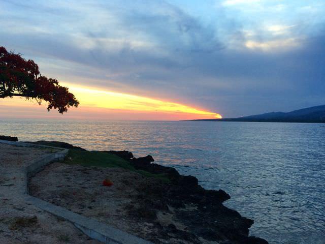 Best beaches in Cuba La Boca Sunset 2