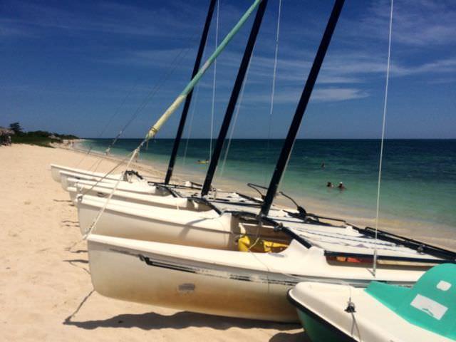 Best beaches in Cuba Playa Ancon 1