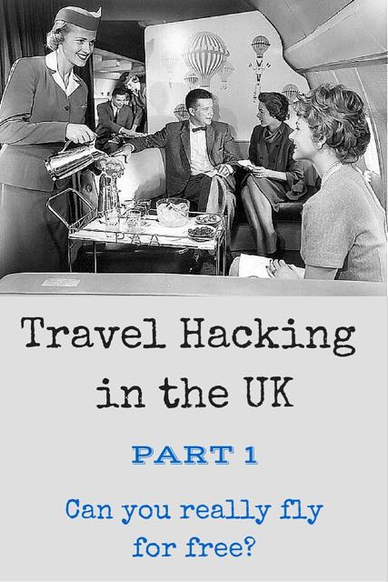 Travel Hacking in the UK 1 Pinterest