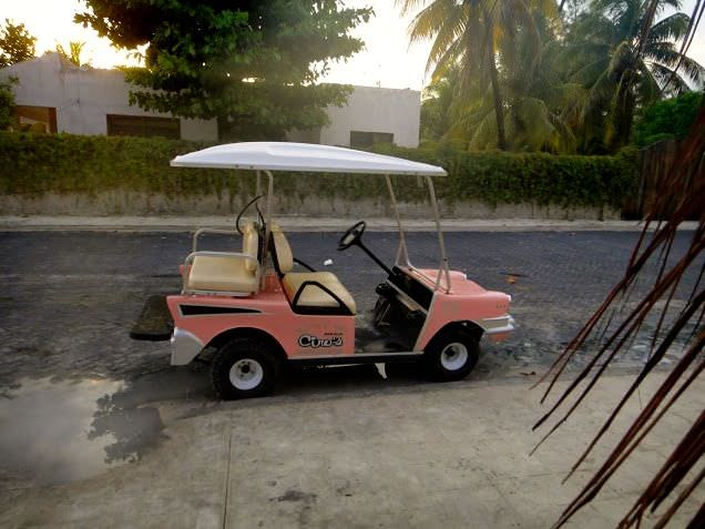 Best Things to Do in Yucatan Peninsula Golf Buggy Isla Mujeres