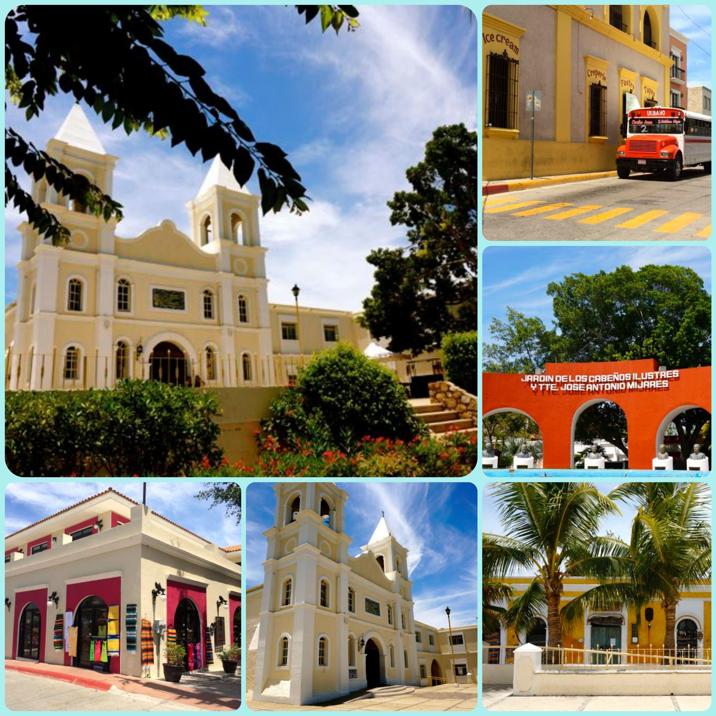 Casa Natalia in San Jose del Cabo Collage