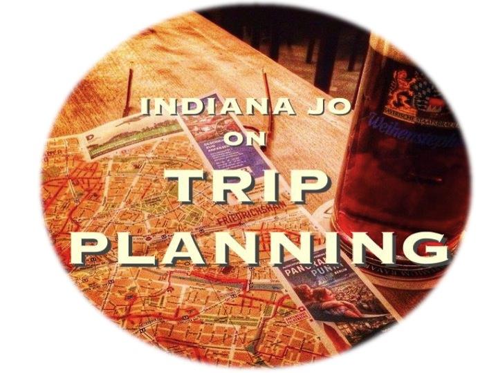 Trip Planning Button