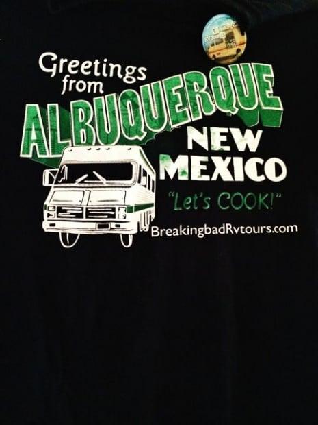 Breaking Bad Albuquerque tourism