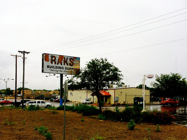 Breaking Bad Tour Raks Building Supplies